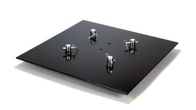 "Image of a Truss Base Plate (Black) 24"" x 24"""