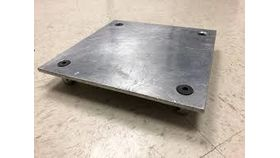 Image of a Global Truss Top Plate Square Corners