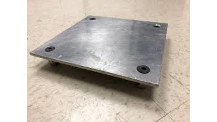 Picture of a Global Truss Top Plate Square Corners