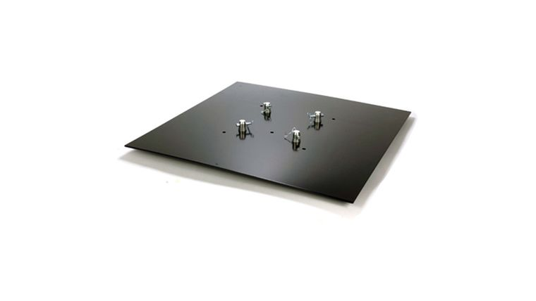 "Picture of a Global Truss Large Base Plate (Black) ""36 x 36"" - 96lb"