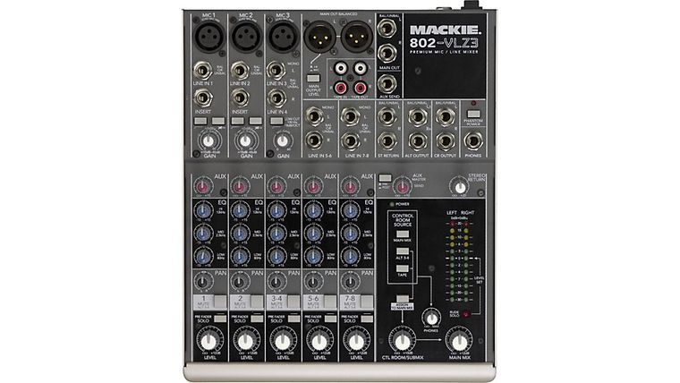 Picture of a Mackie 802-VLZ3 Mixer