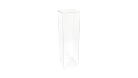 Image of a Acrylic Pedestal 4'tall