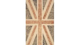 Image of a A1. Rug, Union Jack