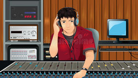 Image of a A1: Audio Engineer