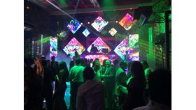 Image of a LED Video Wall