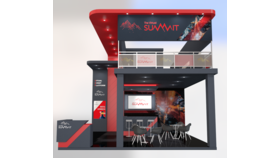 Image of a Exhibitor Booth Design