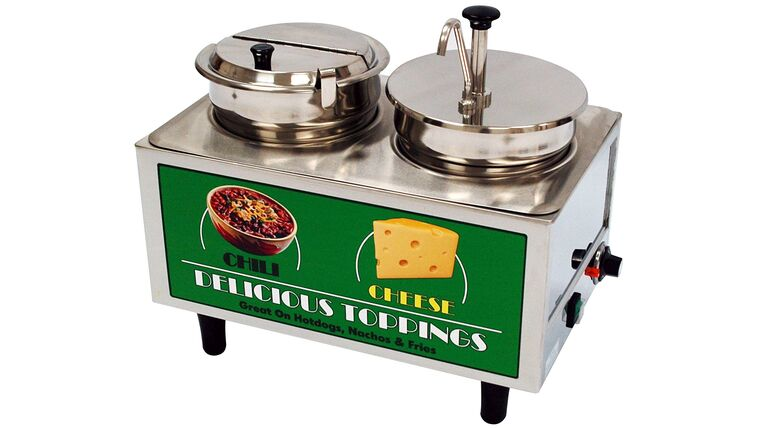 Picture of a Chili and Cheese Warmer