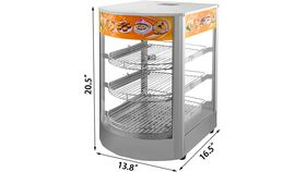 Image of a 14-Inch Commercial Food Warmer