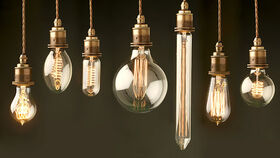 Image of a Assorted Vintage Bulbs