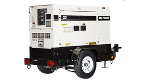 Image of a 20KW Generator