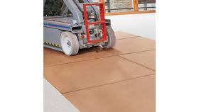 Image of a Masonite Protective Flooring