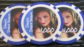 Image of a Complimentary Extra - Custom Casino Chips