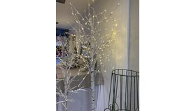 Image of a LED White Birch Tree