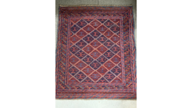 Image of a Clover Rug