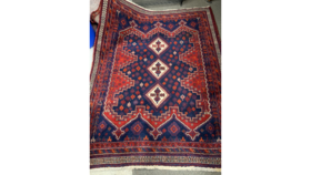 Image of a Paisley Rug