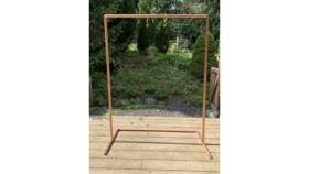 Image of a Copper Sign Holder