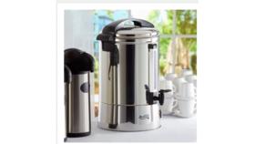 Image of a 5 Gallon Hot Water Dispenser