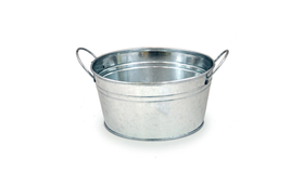 Image of a Galvanized Bucket