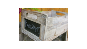 Image of a Chalkboard Crates
