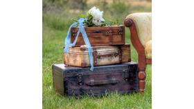 Image of a Vintage Suitcases