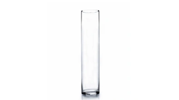 Picture of a 20 Inch Cylinder Vase