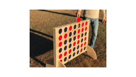 Image of a Giant Connect Four