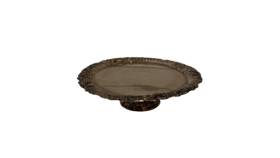 Image of a Antique Silver Cake Stand