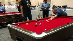 Image of a Pool Table
