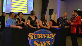 Image of a Survey Says Game Show - P