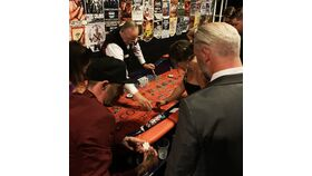 Image of a 8' Craps Table