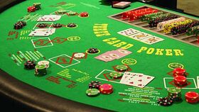 Image of a 3-Card Poker - P