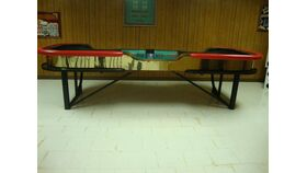 Image of a 12 ft Craps Table