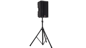 Image of a 1 SPEAKER WITH STAND AND MICROPHONE