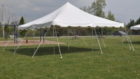 Image of a 16X16 FT POLE TENT