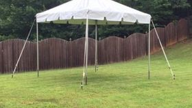 Image of a 10X10 STANDARD FRAME TENT