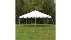 Image of a 20X20 STANDARD FRAME TENT
