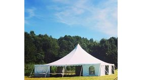 Image of a 40X40 FT CENTURY TENT