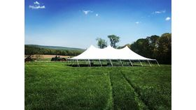 Image of a 40X80 FT CENTURY TENT