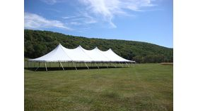 Image of a 40X100 FT CENTURY TENT