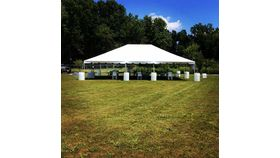 Image of a 30X40 FT STANDARD FRAME TENT