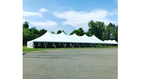 Image of a 40X120 FT CENTURY TENT
