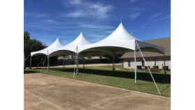 Image of a 20x60 ELITE FRAME TENT