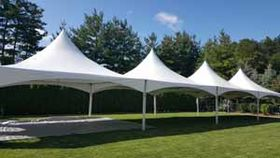 Image of a 20X80 ELITE FRAME TENT