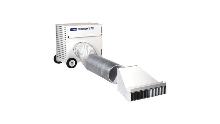 Picture of a 170,000 BTU PREMIER TENT HEATER