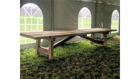 Image of a 14FT FARM TABLE