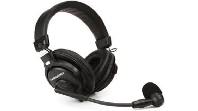 Picture of a Audio-Technica HeadSet BPHS1 HS04