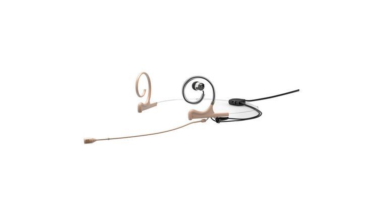 Picture of a DPA Microphone In-Ear Broadcast Headset DPA02