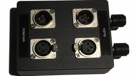 Image of a AVLifesavers Combo Intercom Audio Interface