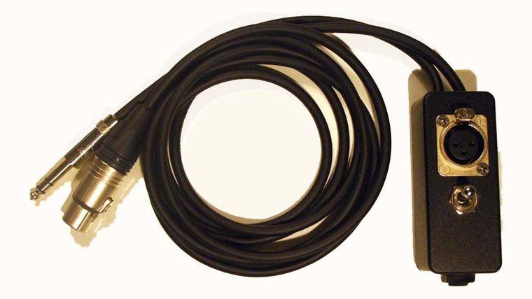 Picture of a AV Lifesavers Intercom Headset Switcher