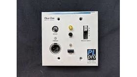 Image of a Clear-Com PL Pro MR-204 Intercom Wall Panel